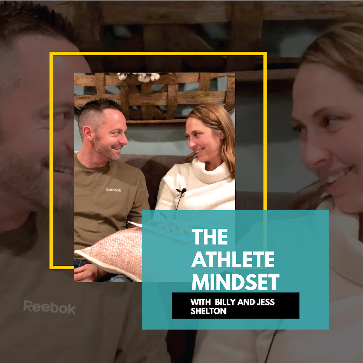 Athlete Mindset | Billy and Jess on the Good, the Messy, and the Real of Marriage