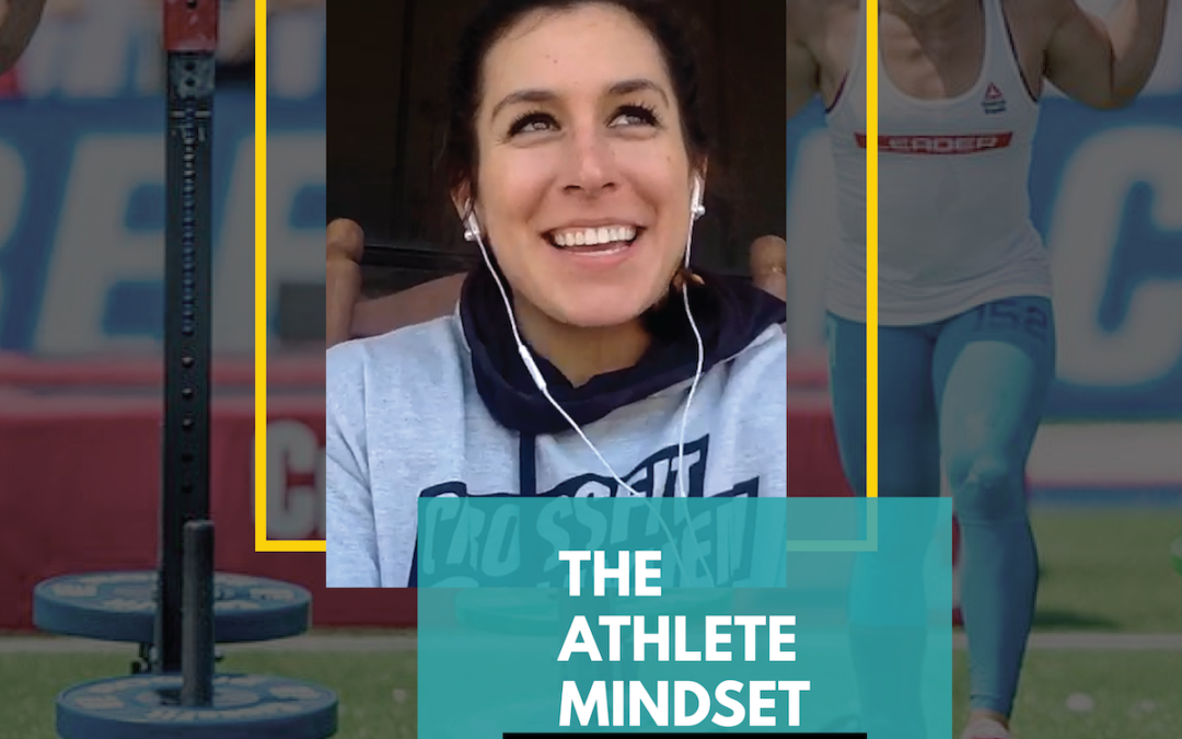 Athlete Mindset | Tasia Percevecz of CrossFit Mayhem Freedom