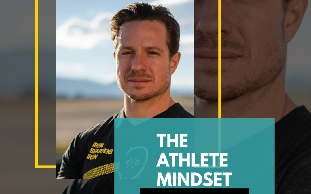 Athlete Mindset | Guido Trinidad's Cheat Sheet for Life's Tests