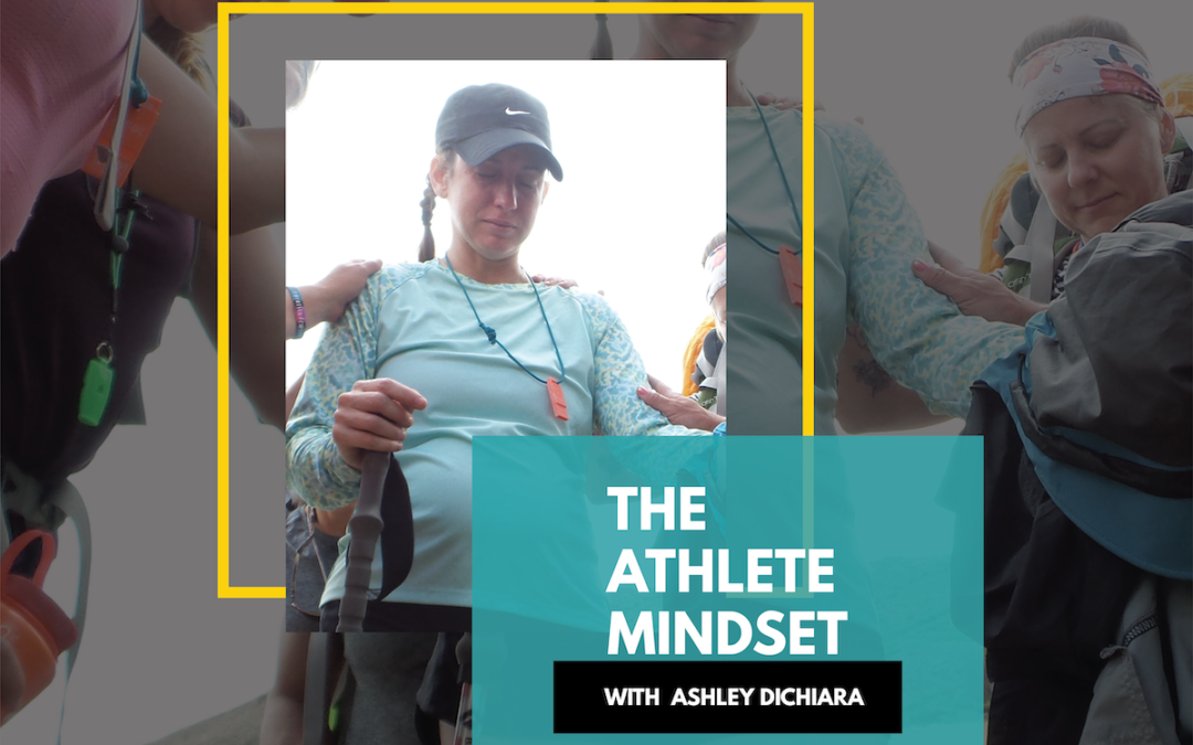 Athlete Mindset | Ashley Dichiara and How Jesus Changed Everything