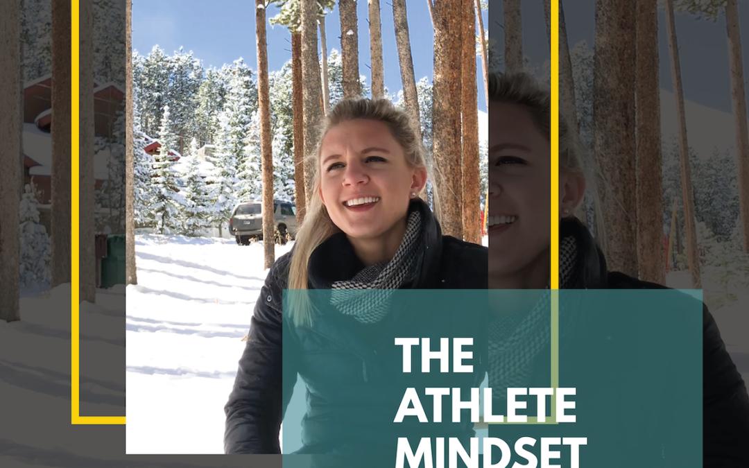 Athlete Mindset | Tia Wright