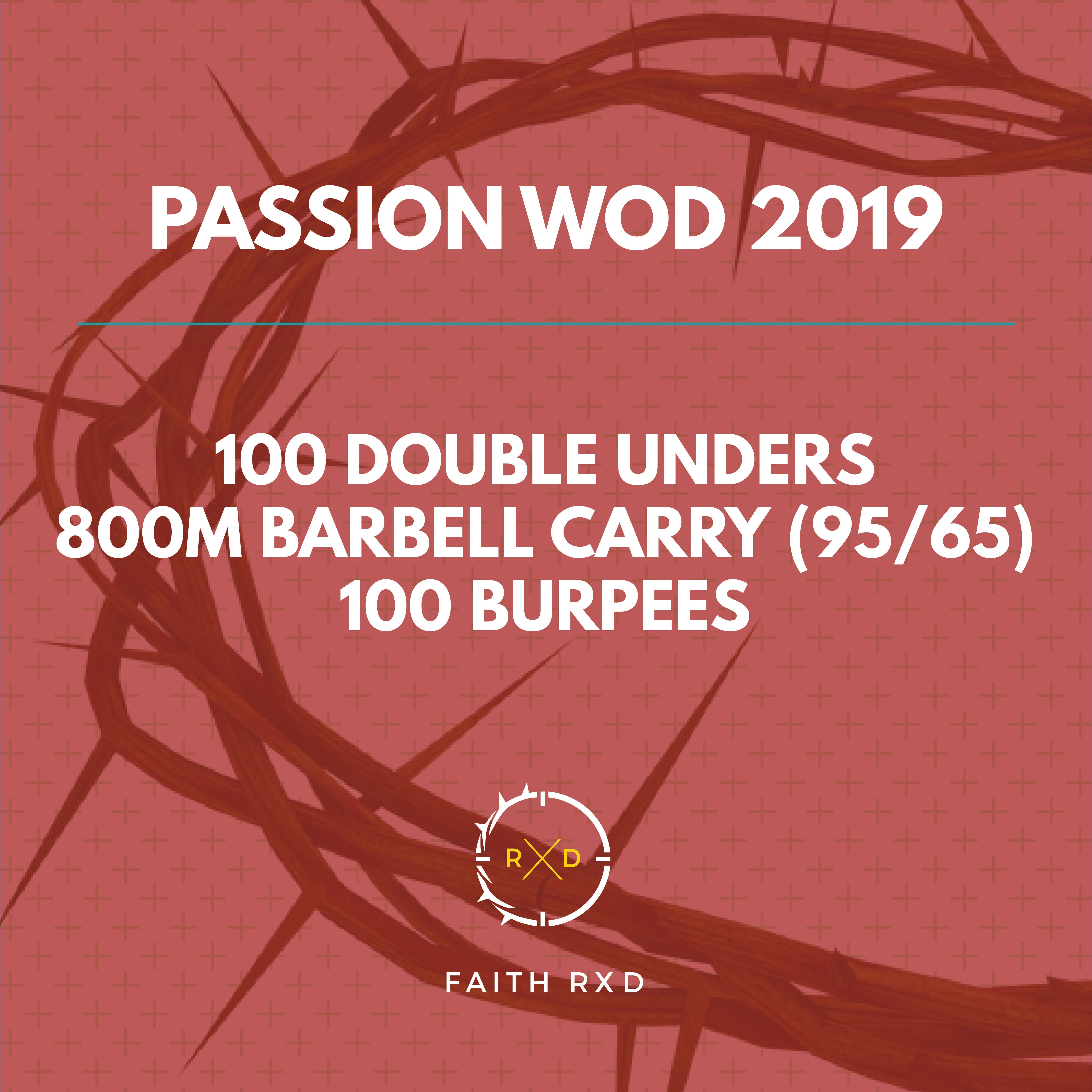 Passion WOD 2019