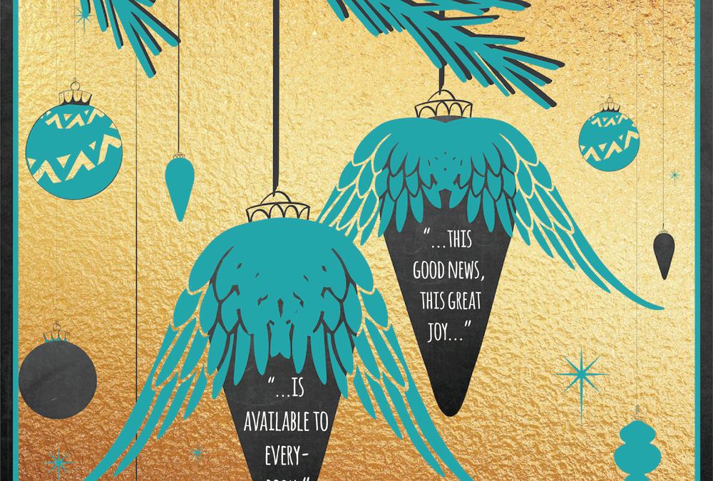 The Angels: Bursting with Joy