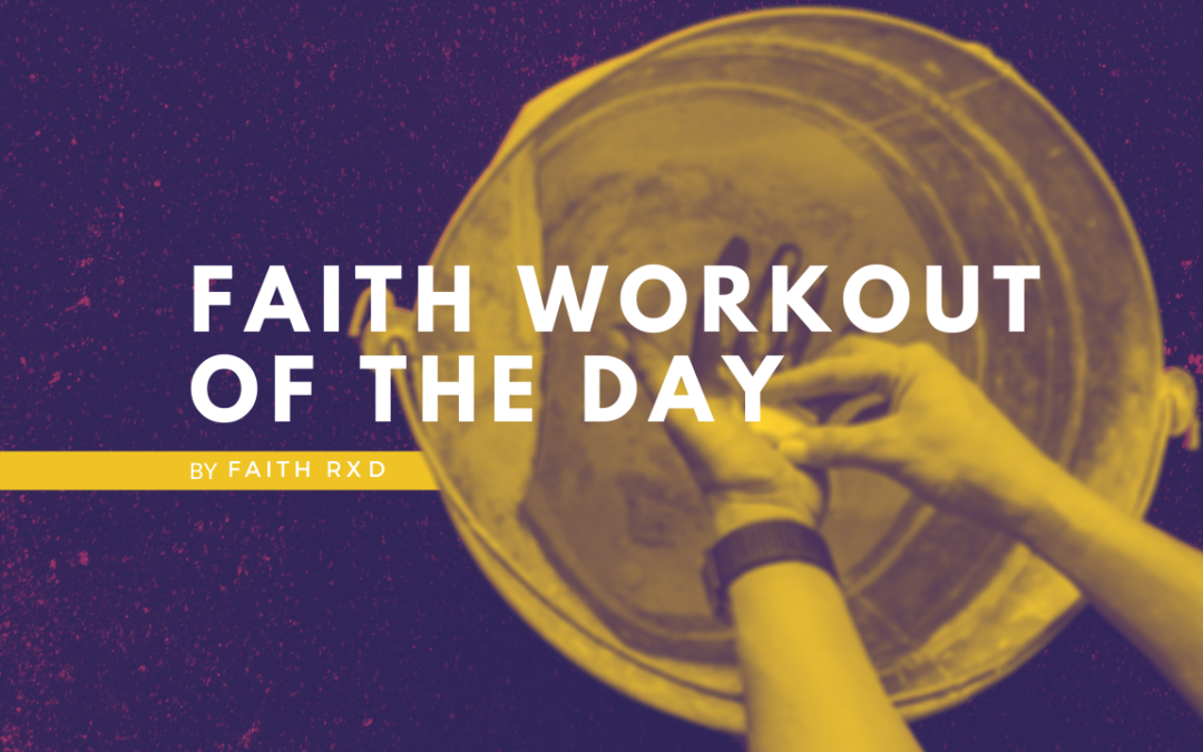 FAITH WORKOUT OF THE DAY 210112 | Heaven is Our Hope
