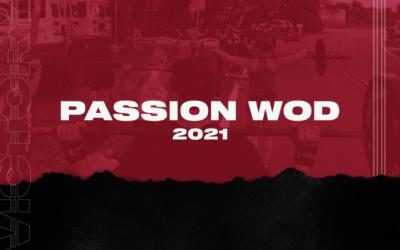 Passion WOD 2021