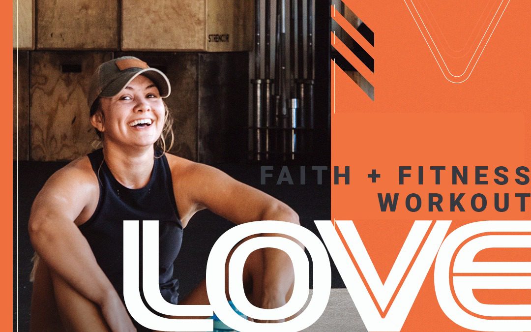 FAITH + FITNESS WORKOUT 2104.2 | Choosing A Life of Inconvenience