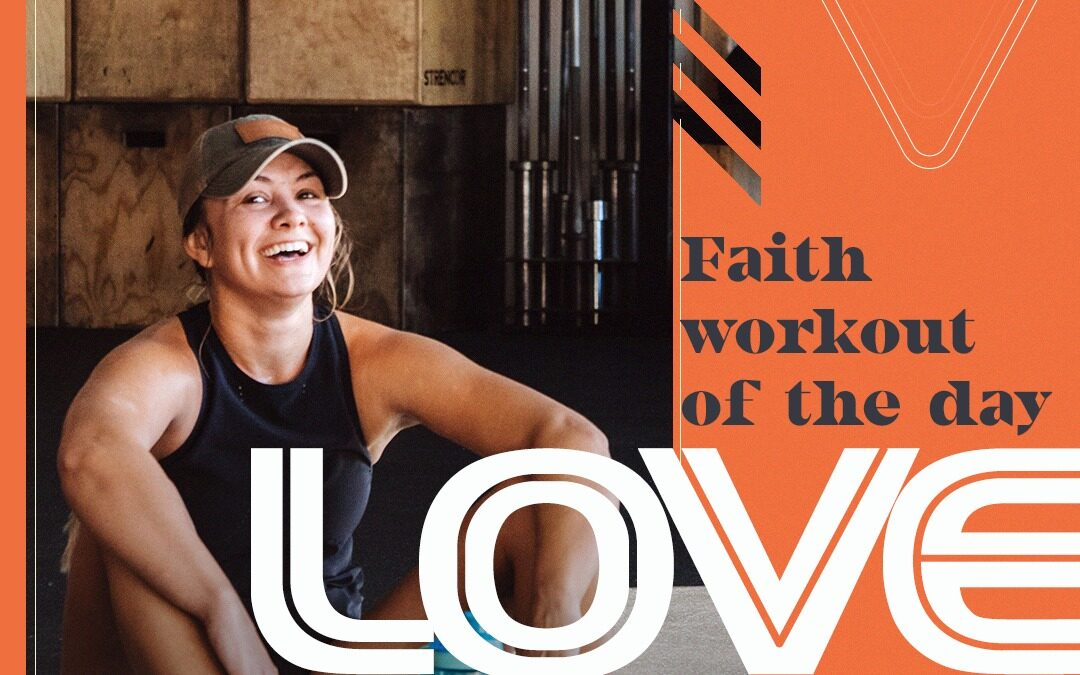 FAITH WORKOUT OF THE DAY 210407 | Love's Focus