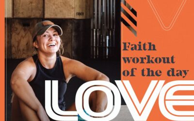 FAITH WORKOUT OF THE DAY 210414 | Love That Promotes Healing and Restoration