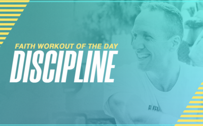 Discipline Without Routine | June 21, 2021 FAITH WORKOUT OF THE DAY