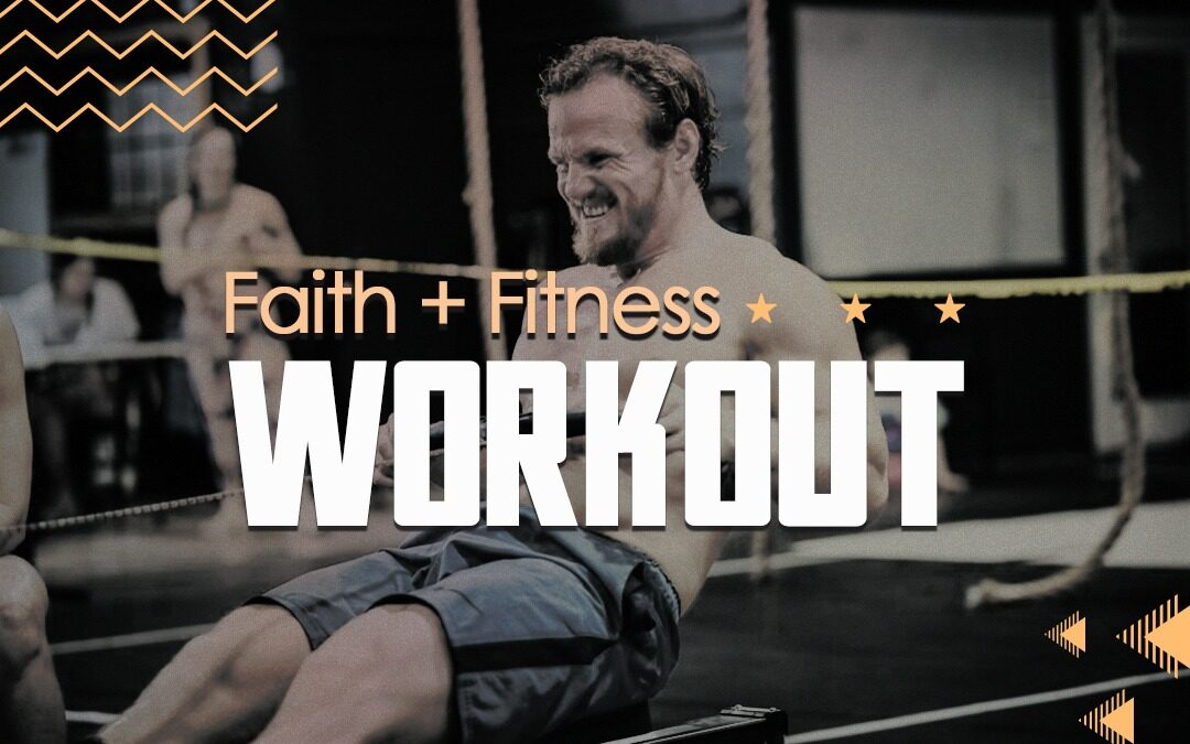 5 Outcomes of Persevering God's Way | FAITH + FITNESS WORKOUT 2107.2