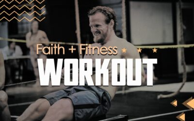 How Do We Persevere? | FAITH + FITNESS WORKOUT 2107.1