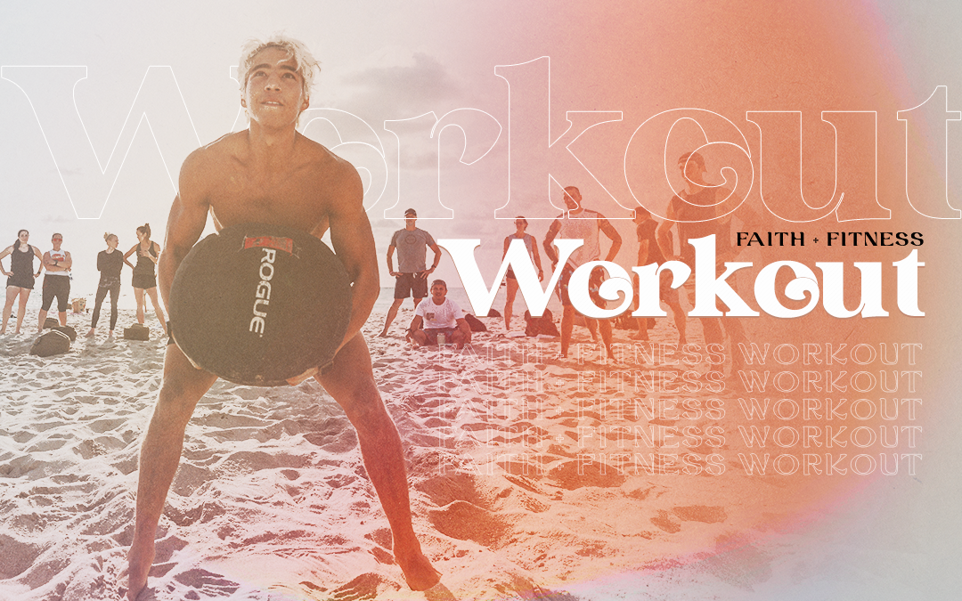 Peace in Contentment  | FAITH + FITNESS WORKOUT 2108.2