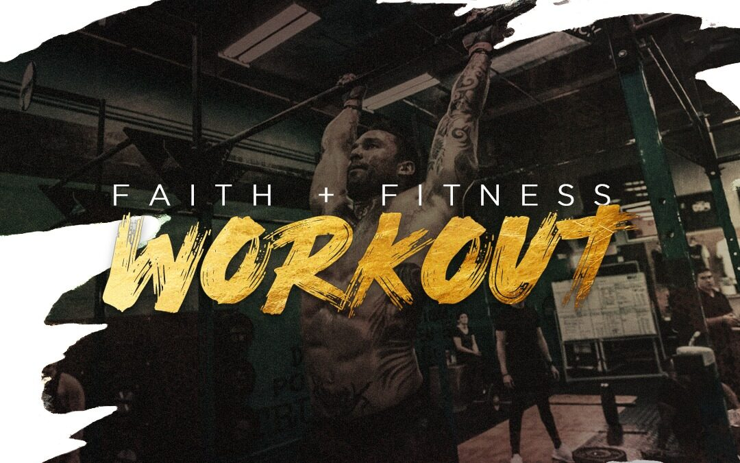 The Gift of Power | FAITH + FITNESS WORKOUT 2109.2