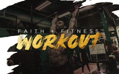 Restorative Power | FAITH + FITNESS WORKOUT 2109.1