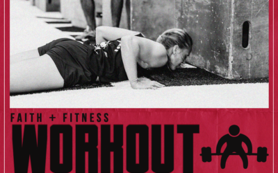 The Starting Position | FAITH + FITNESS WORKOUT 2110.1